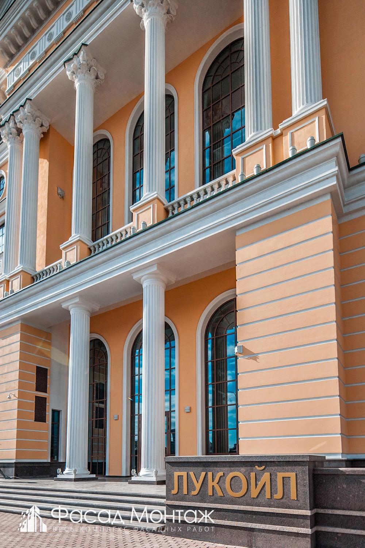 Отделка фасада дома - фото 4