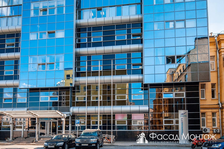 Вентилируемый фасад - фото 10