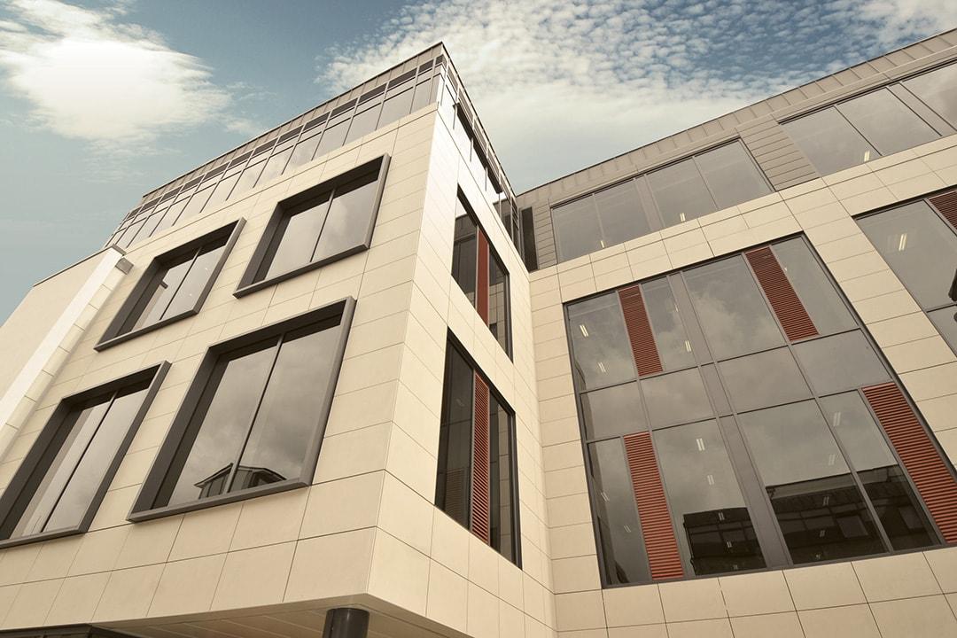 Виды и типы облицовки (отделки) фасадов домов, зданий - вентилируемый фасад