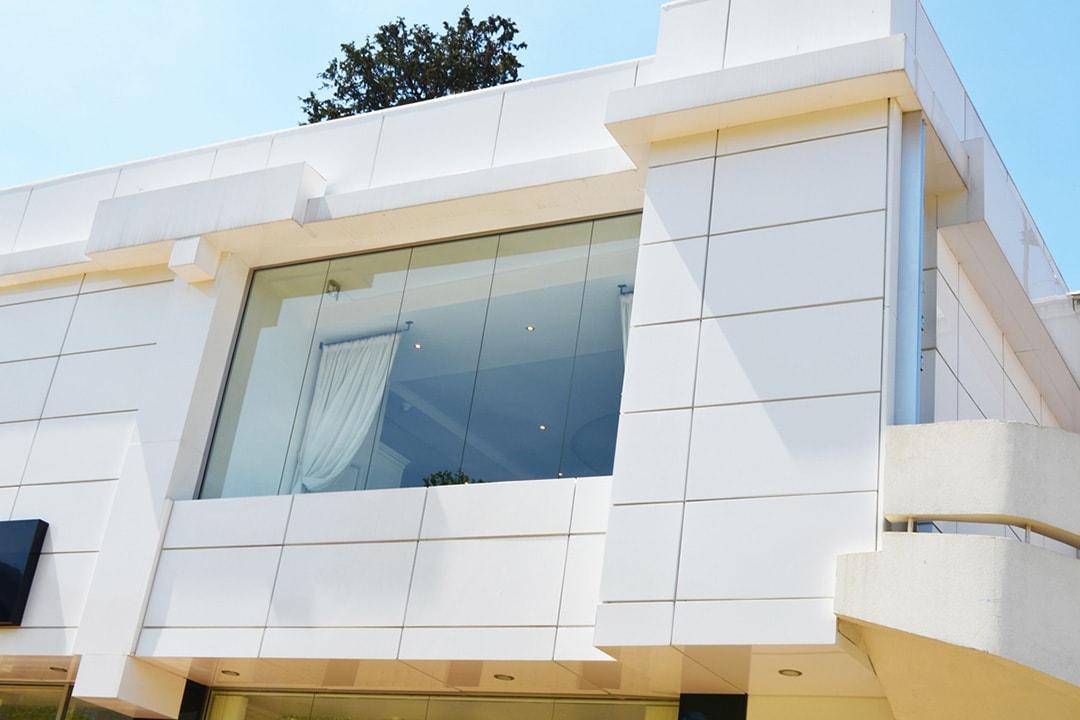Виды и типы облицовки (отделки) фасадов домов, зданий - фасадные кассеты
