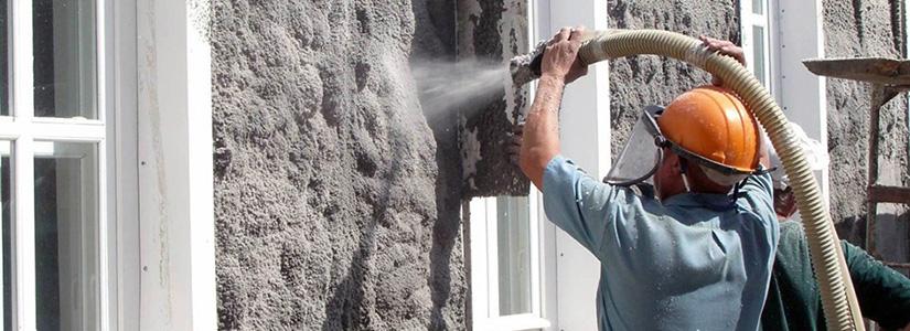 Как и чем утеплить фасад дома?