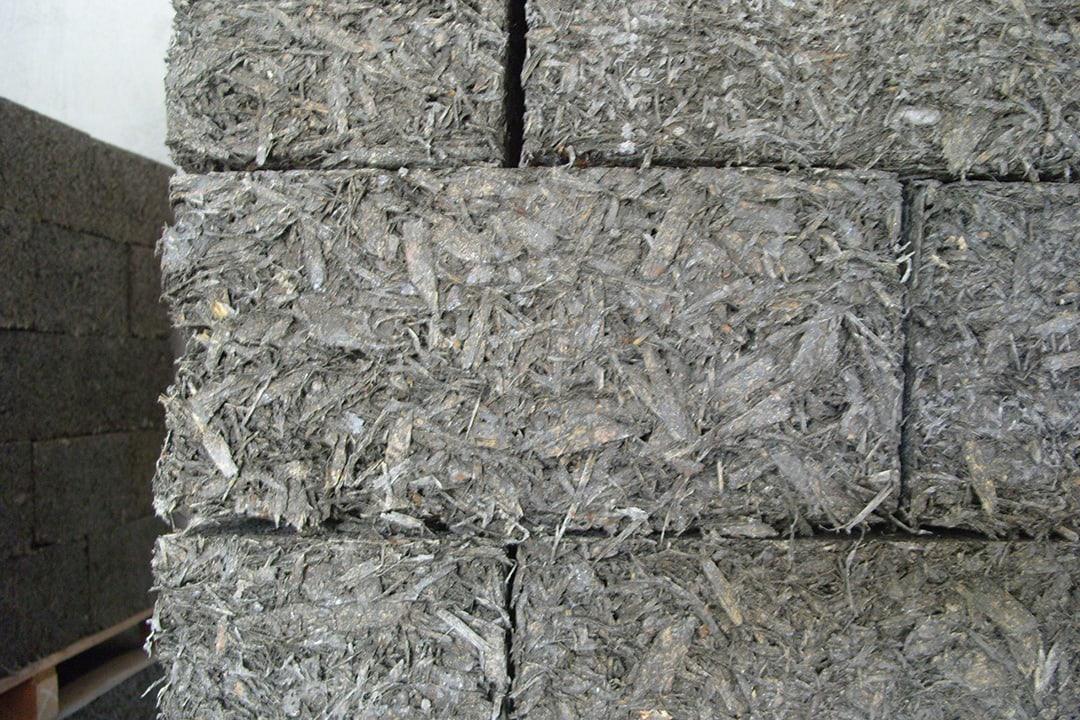 Виды утеплителей для стен и их характеристики - Арболит