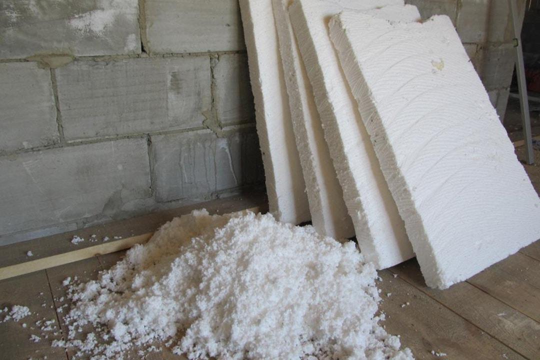 Виды утеплителей для стен и их характеристики - мипора