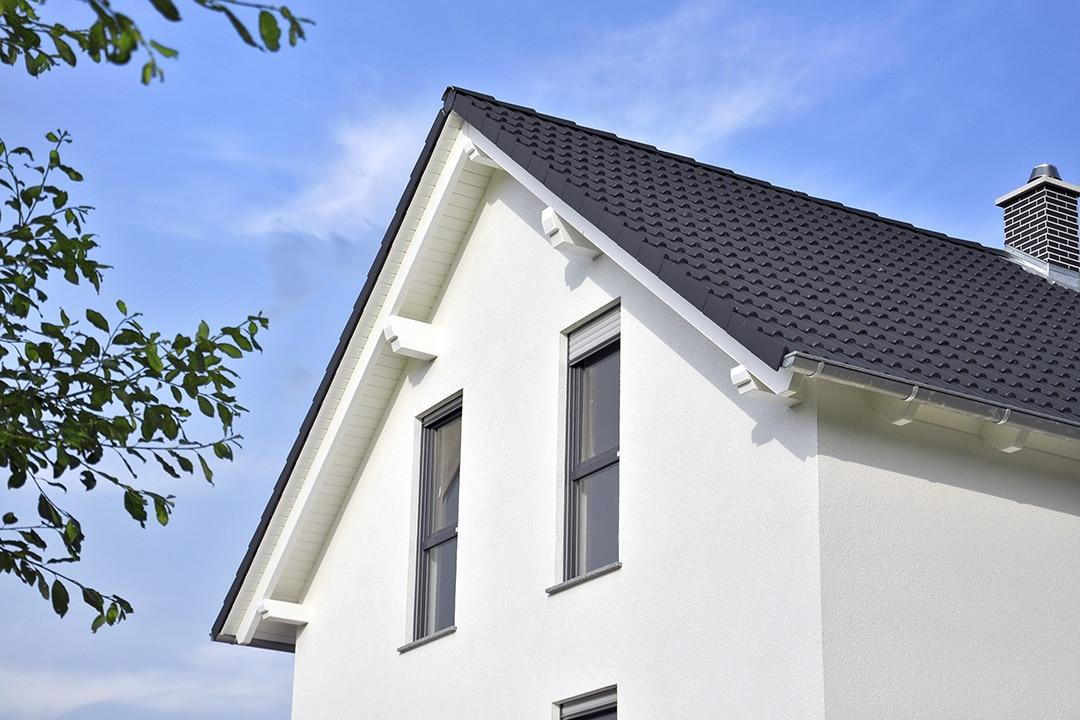 Типы и виды фасадной декоративной штукатурки - фото 1