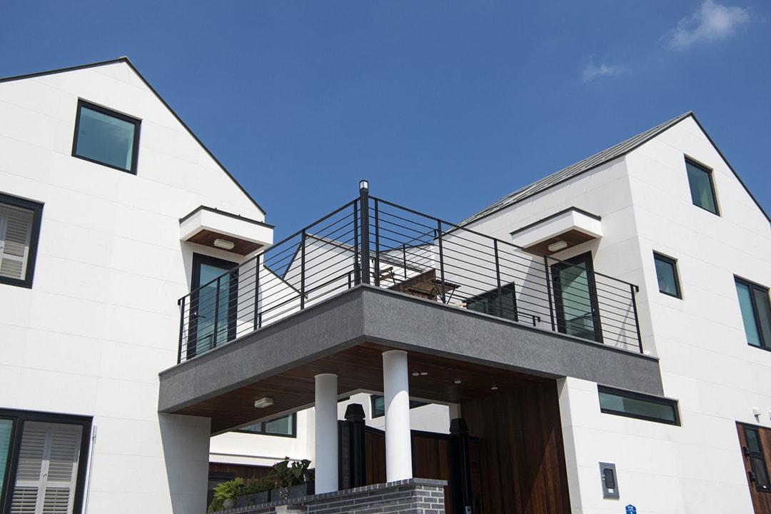 Как защитить фасад дома из газобетона - фото 1