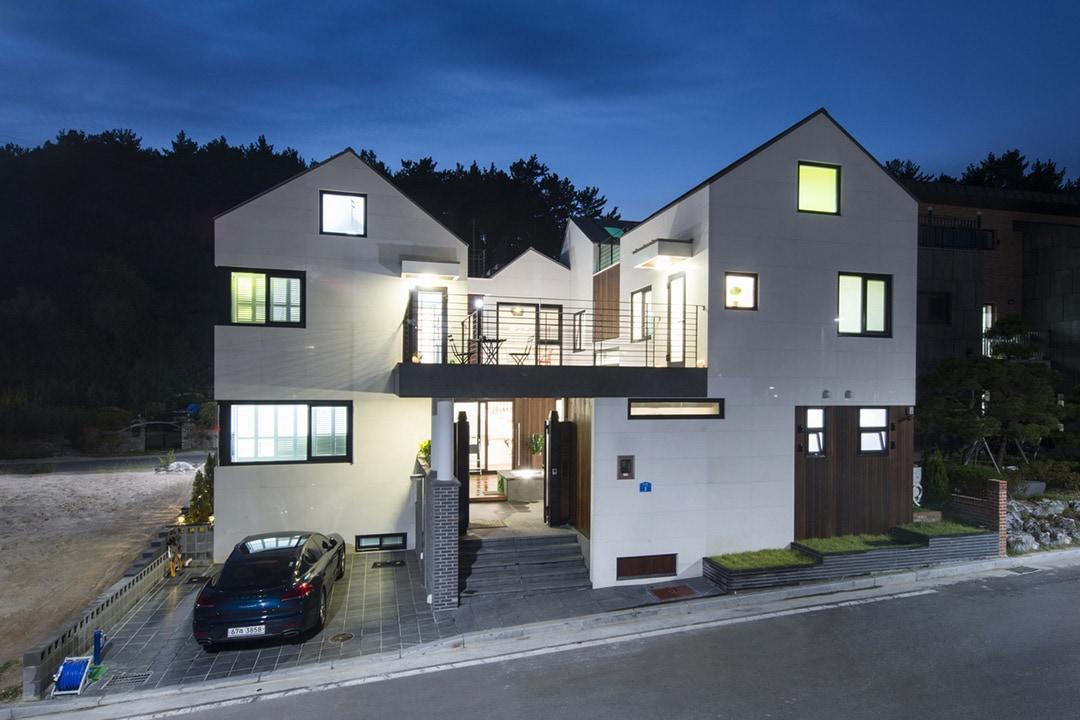 Как защитить фасад дома из газобетона - фото 2