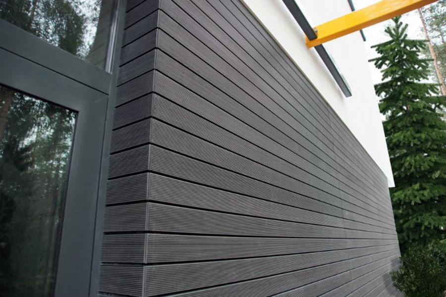 Полимерные фасадные панели - фото 2