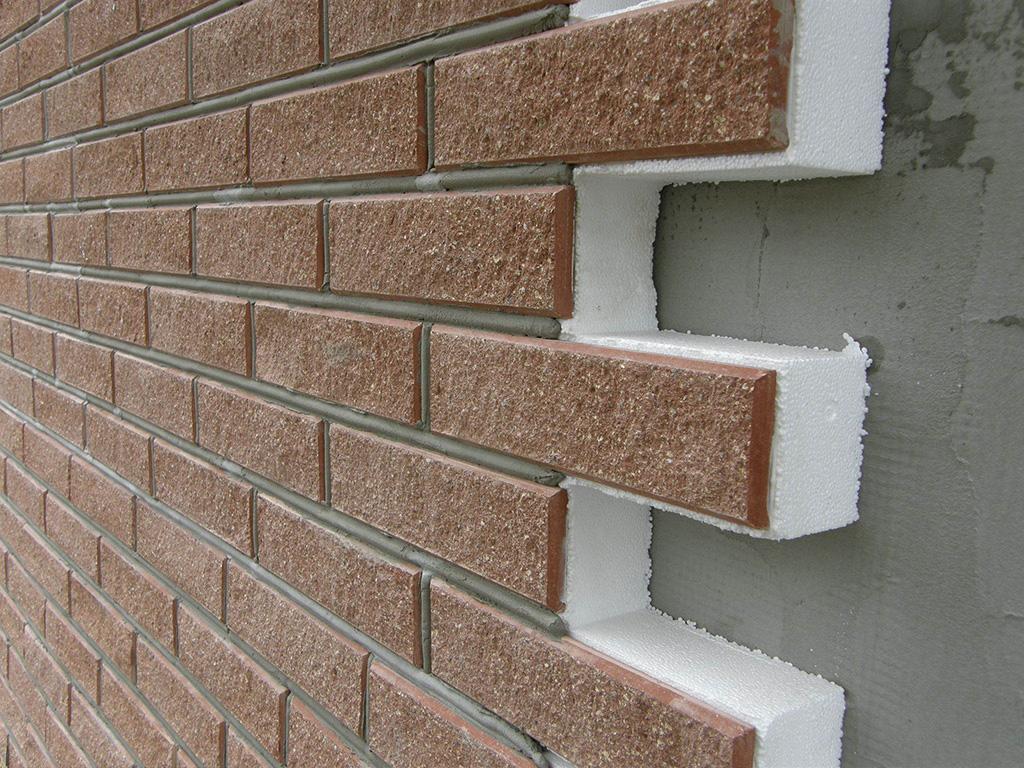 Утепление фасада дома пенопластом - фото 12