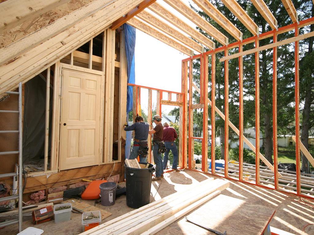 Зачем нужен вентиляционный зазор в каркасном доме - фото 2