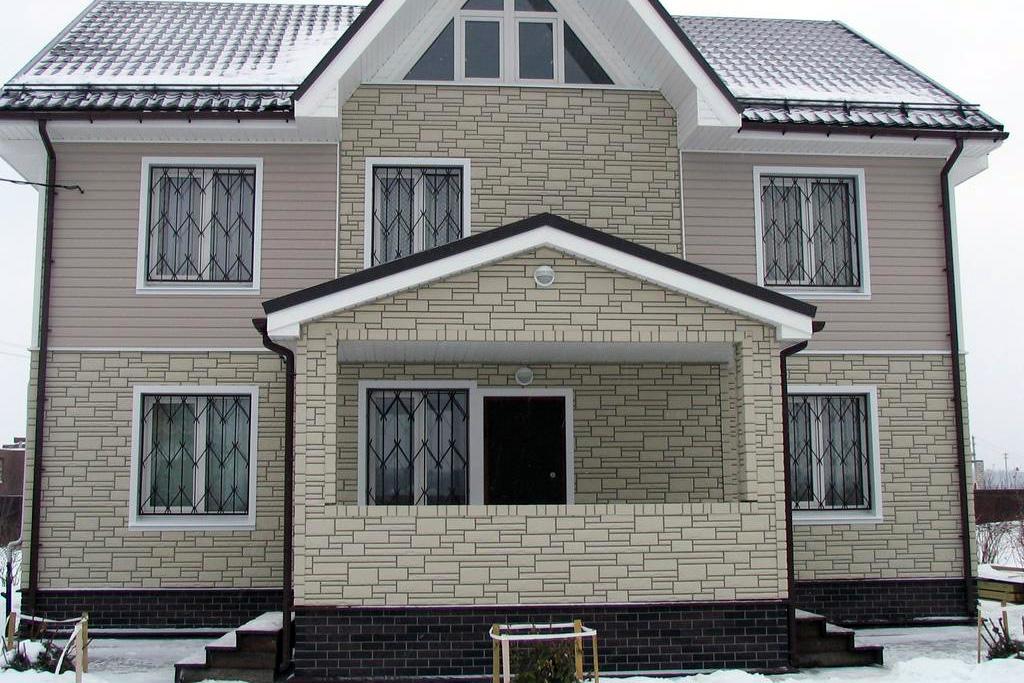 Как выбрать декоративные панели для наружной отделки фасада дома - фото 4