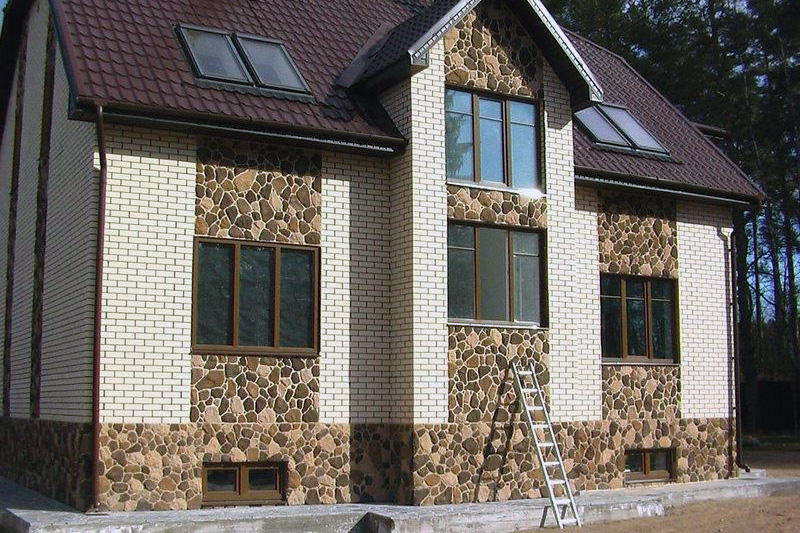 Как выбрать декоративные панели для наружной отделки фасада дома - фото 7
