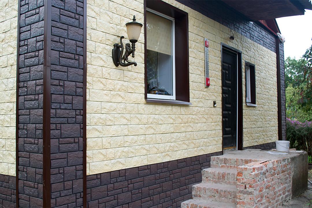 Фасадная доска для наружной отделки дома - фото 10