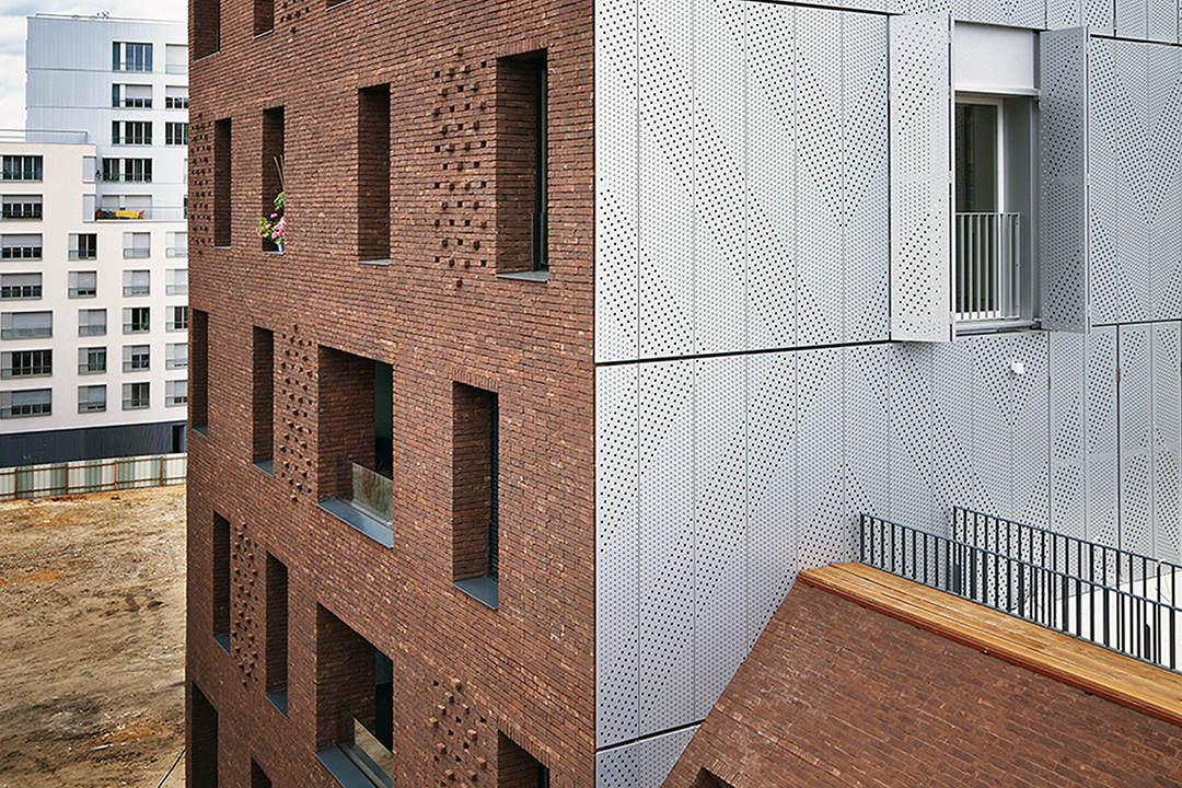 Облицовка фасада дома кирпичом - фото 10