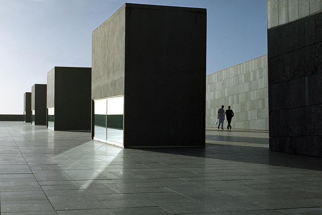 Облицовка фасада керамогранитом - фото 11