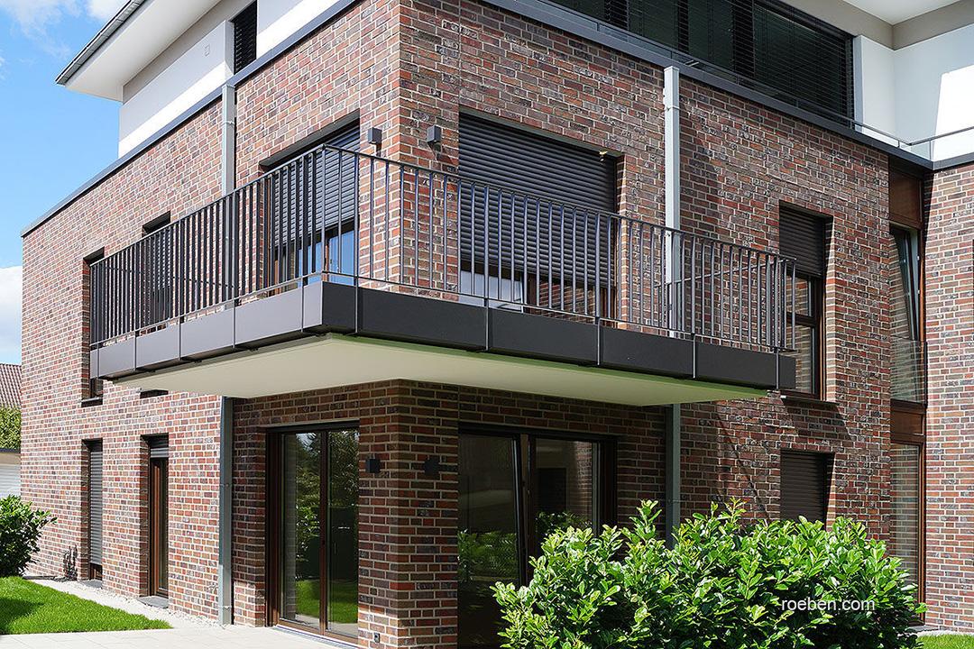 Отделка фасада клинкерной плиткой - фото 5