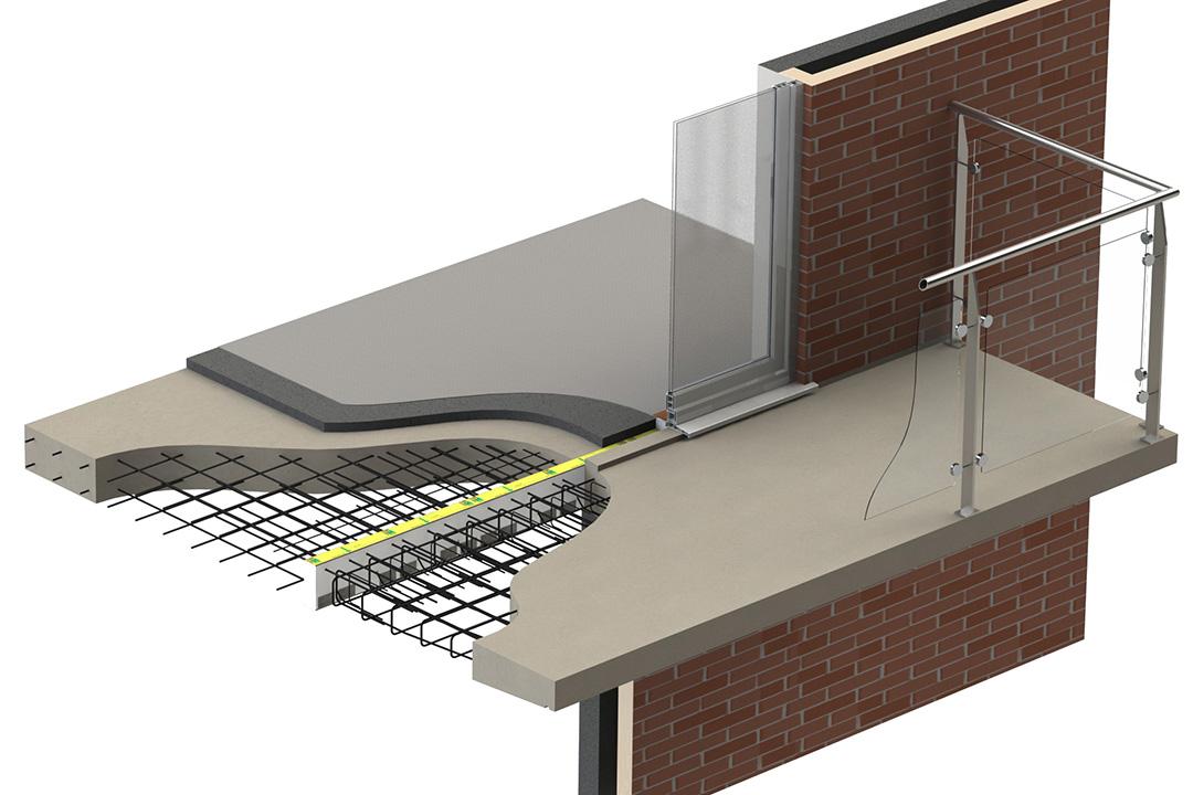 Утепление балкона в новостройке внутри и снаружи - фото 1