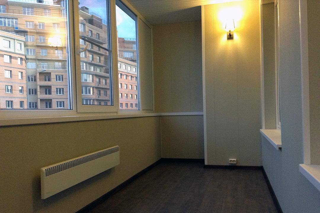Утепление балкона в новостройке внутри и снаружи - фото 11