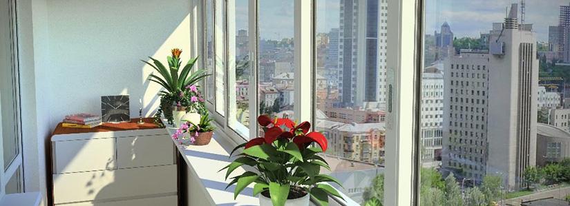 Виды остекления балконов и лоджий, фасадов в СПб