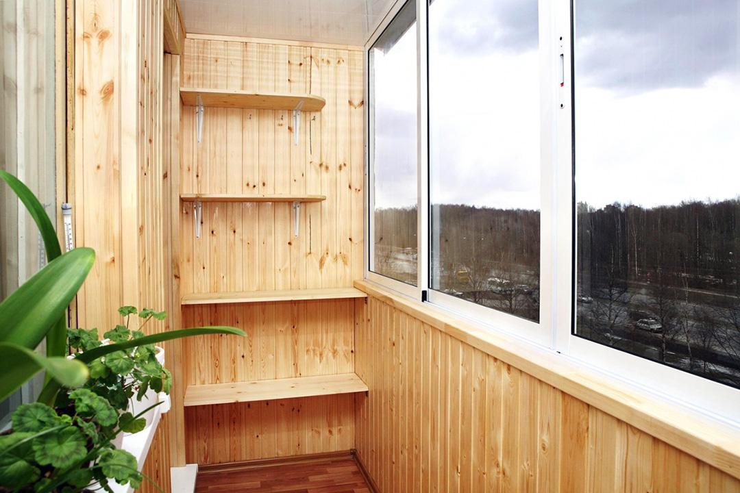 Подготовка к остеклению балконов и лоджий