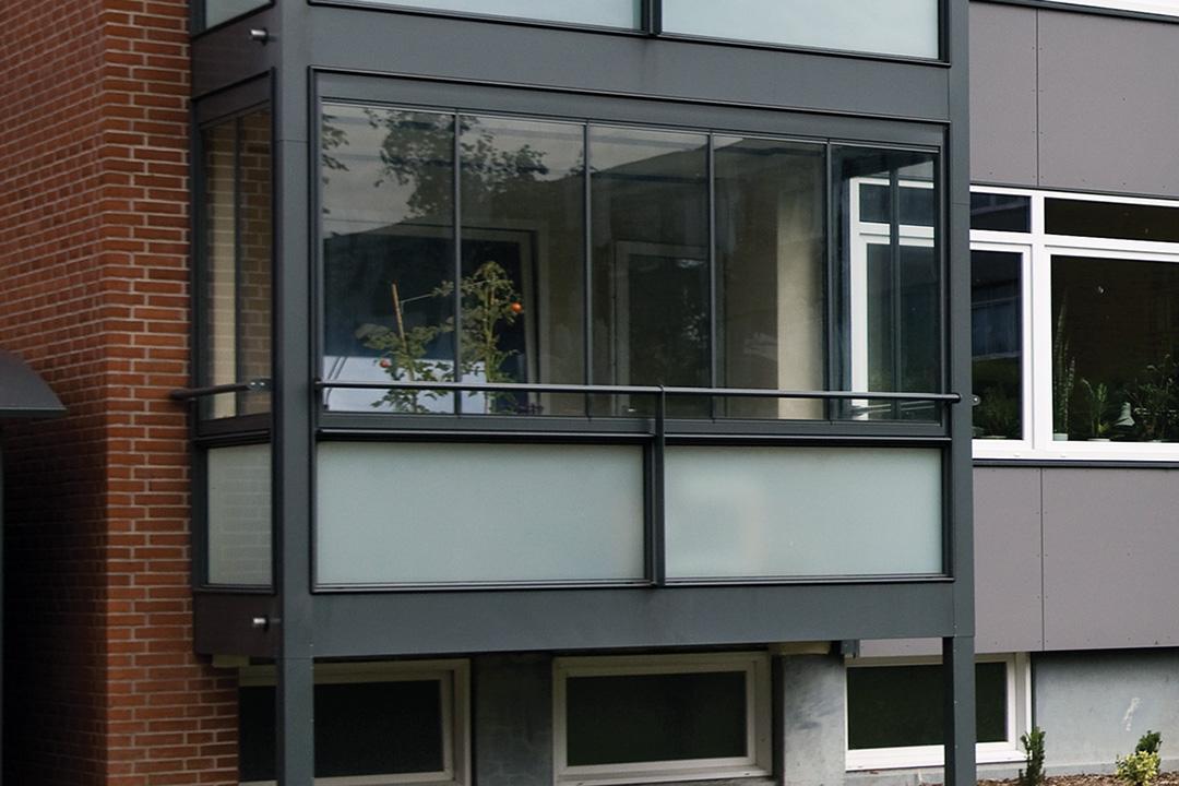 Достоинства алюминиевого остекления балконов - 1