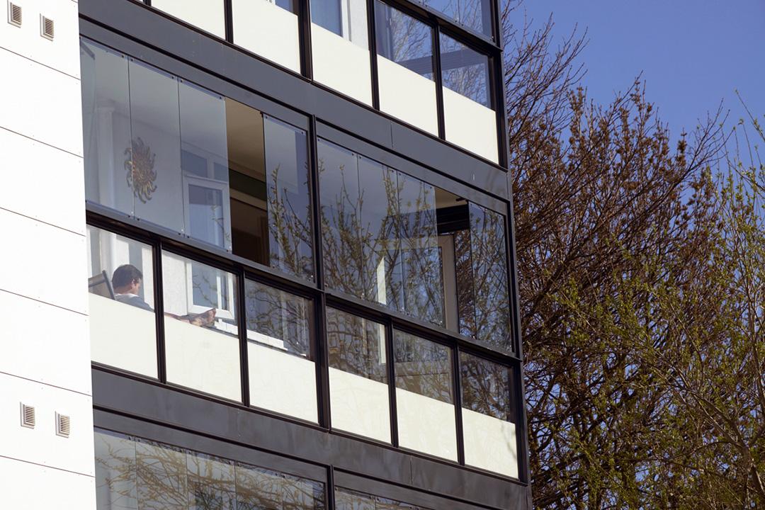 Выбор стекла при алюминиевом остеклении балкона - 1