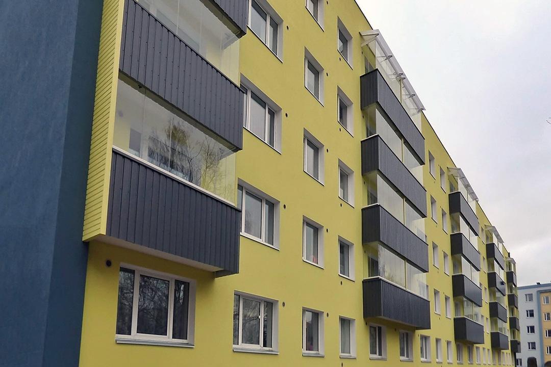 Выбор стекла при алюминиевом остеклении балкона - 2