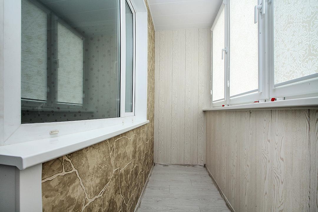 Остекление балконов и лоджий под ключ - 2