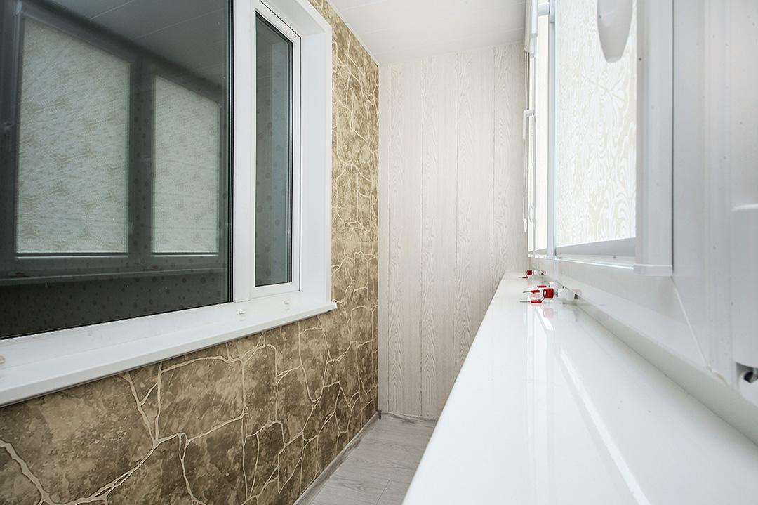 Остекление лоджий и балконов от компании «Фасад Монтаж» - 1