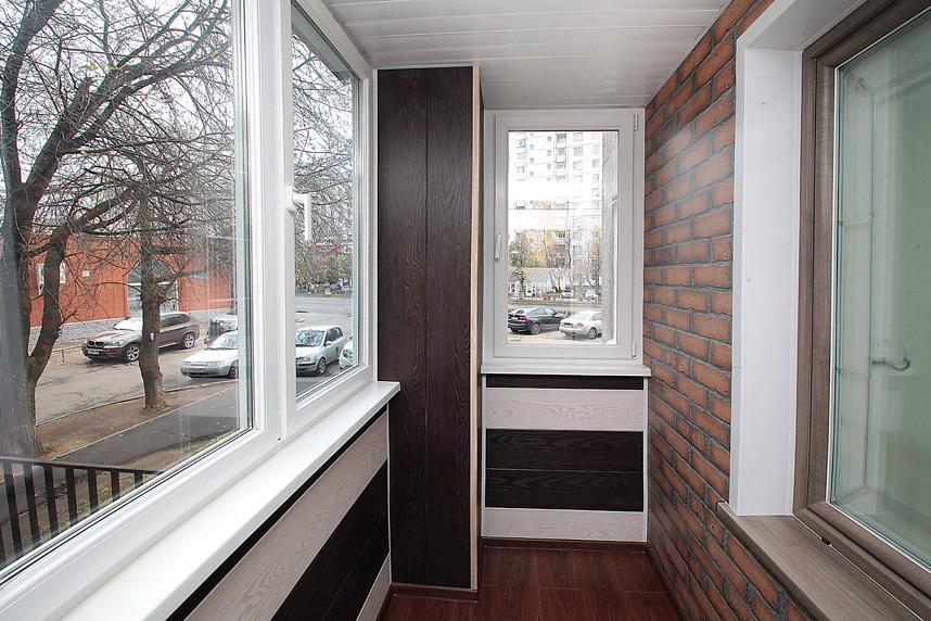 Остекление лоджий и балконов от компании «Фасад Монтаж» - 2