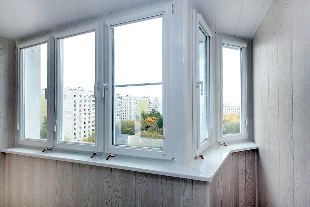 Холодное остекление балконов и лоджий - 1
