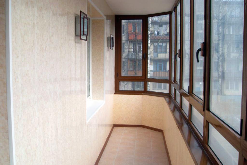 Теплое остекление балконов и лоджий - 1