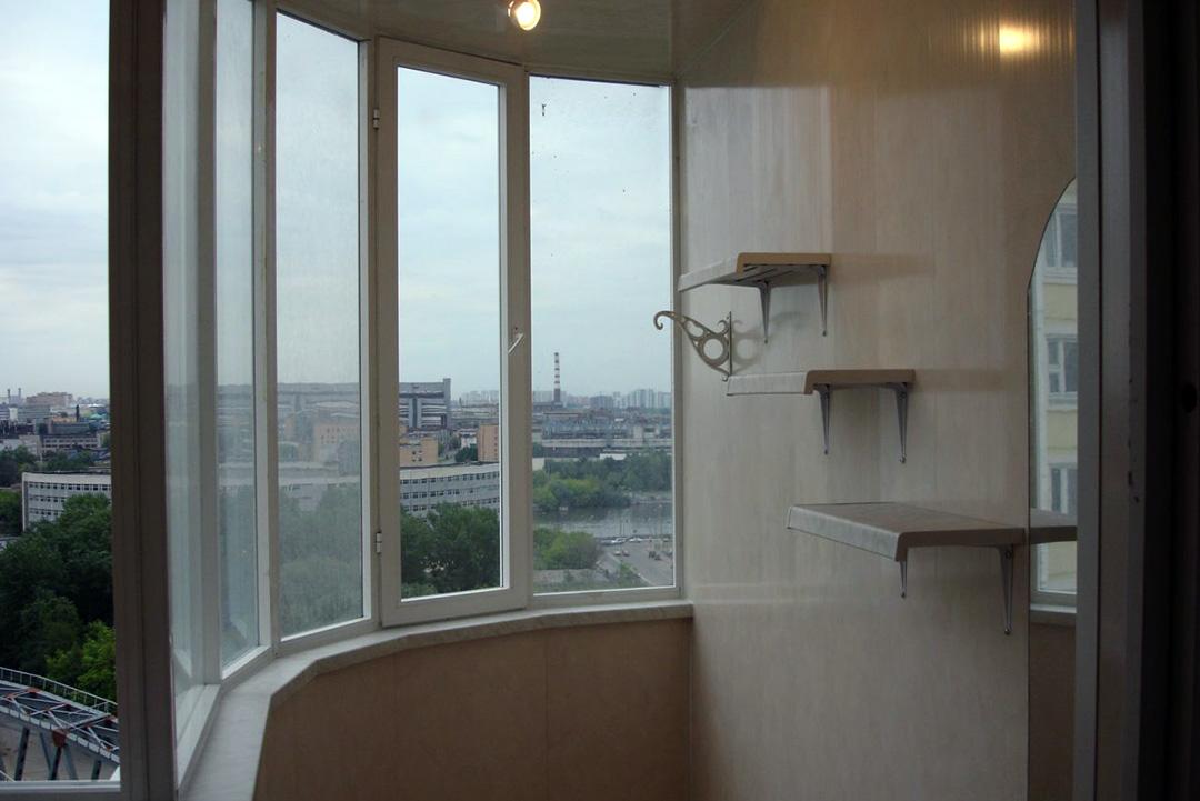 Теплое остекление балконов и лоджий - 2