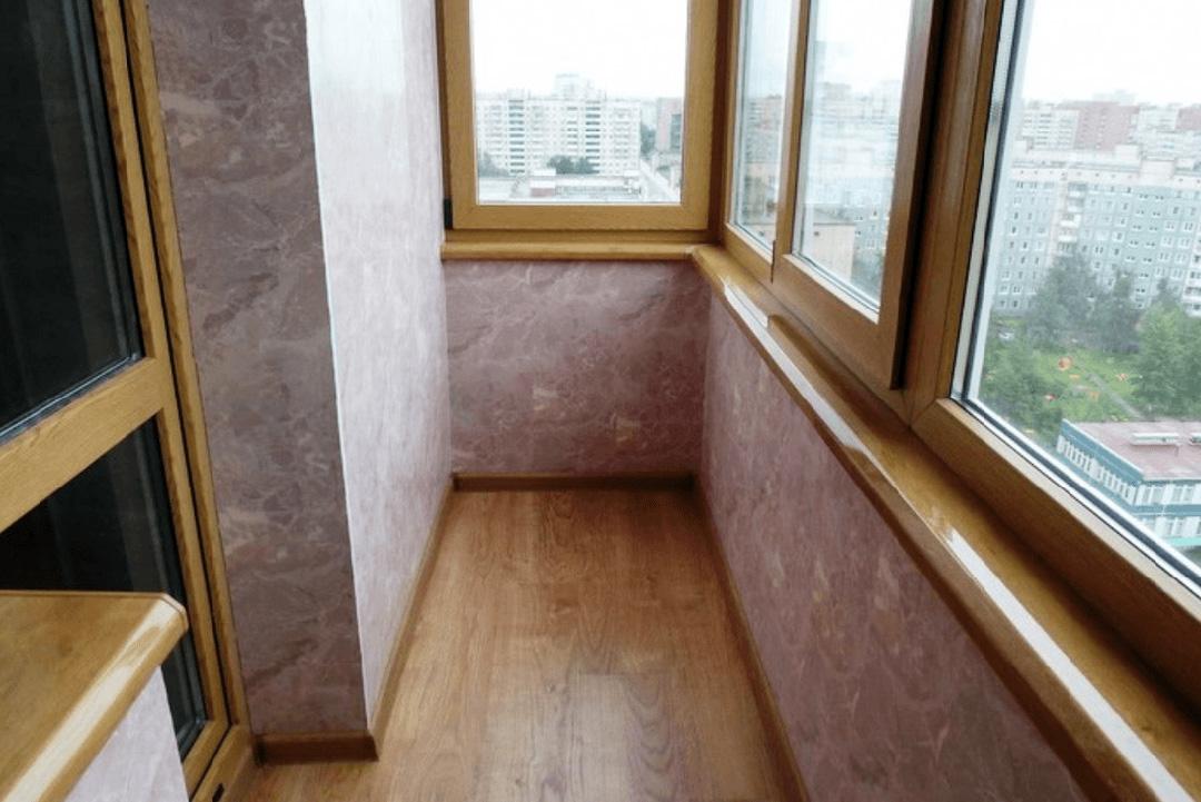 Утепление балконов и лоджий под ключ - 1