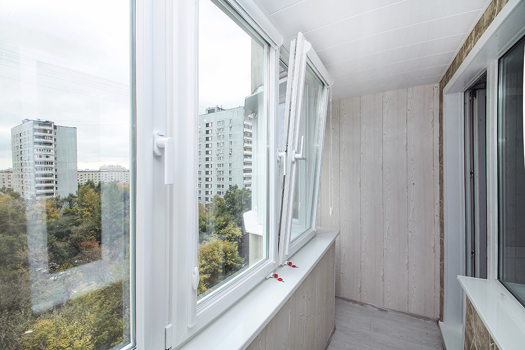 Утепление балконов и лоджий под ключ - 2