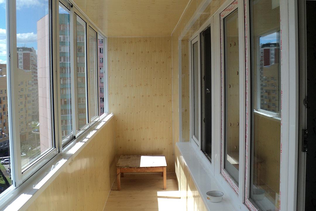 Пример материалов для утепления балконов и лоджий - 1