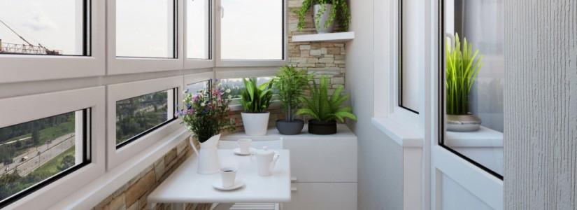 Замена холодного остекления балкона, лоджии на теплое