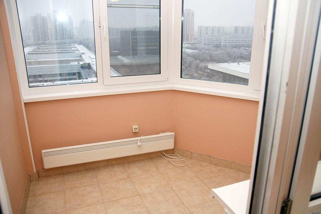 Отделка балкона лоджии гипсокартоном