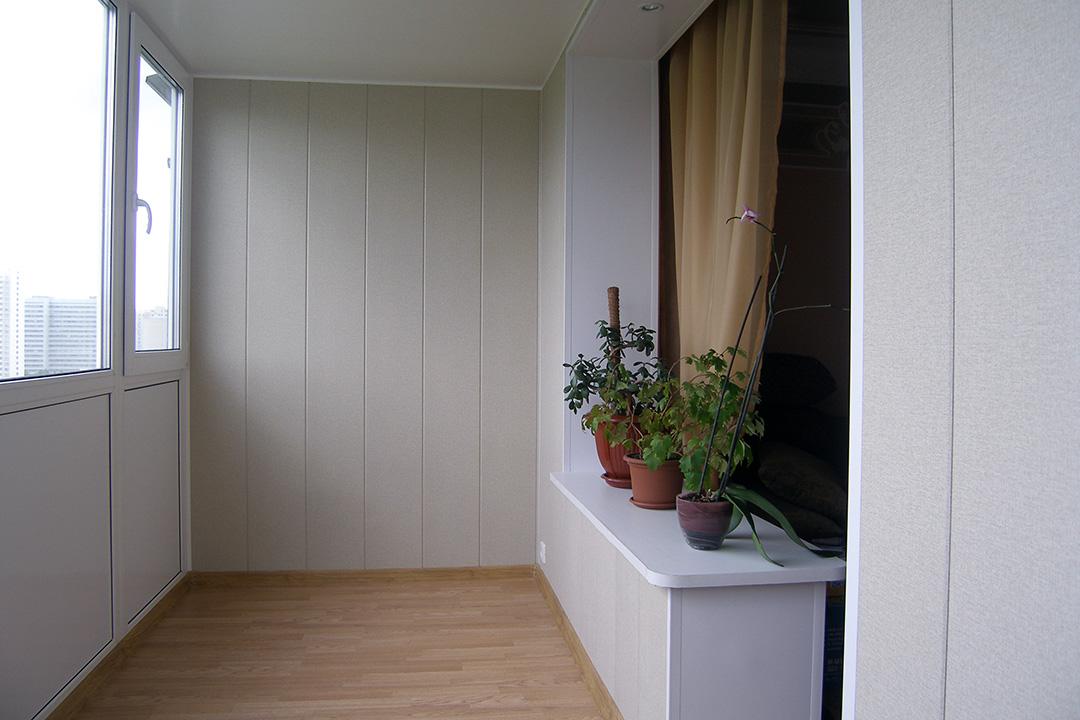 Этап 3: Ремонт балкона - утепление