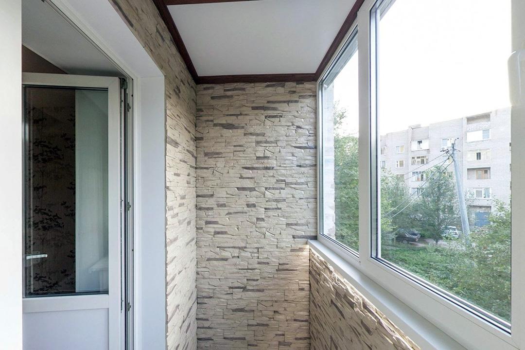 Установка на балконе системы «тёплый пол»