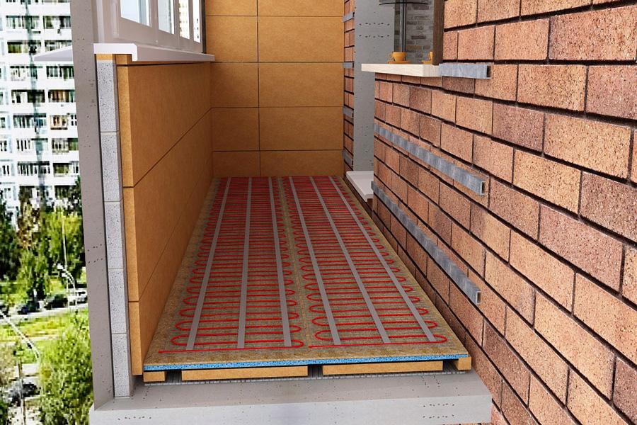 как сделать ремонт балкона своими руками в хрущевке или панельном доме