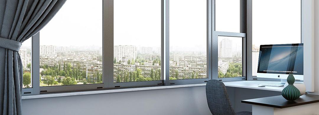 Остекление балконов остекление квартир остекление балконов в подмосковье недорого