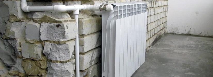 Установка отопления на балконе и лоджии