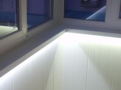 Как провести свет на балкон, монтаж электричества на балконе