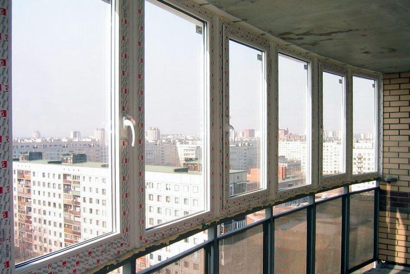 Подготовительные работы по монтажу электричества на балкон